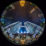 Architektur Fisheye